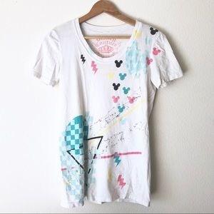 Disney Couture Mickey Mouse '80s t-shirt